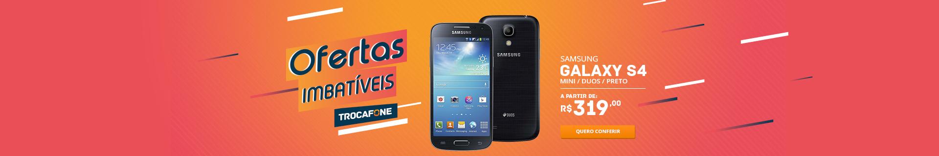 Trocafone | Samsung Galaxy S4 Mini Duos