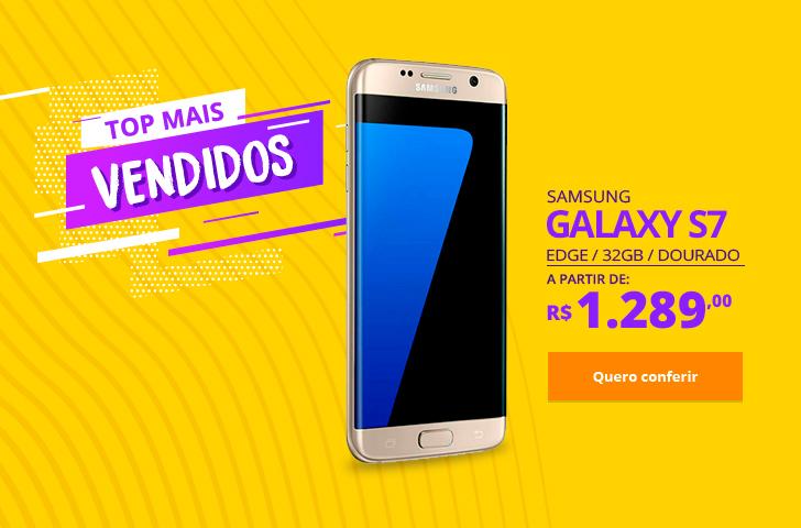Samsung Galaxy S7 Edge 32GB Dourado