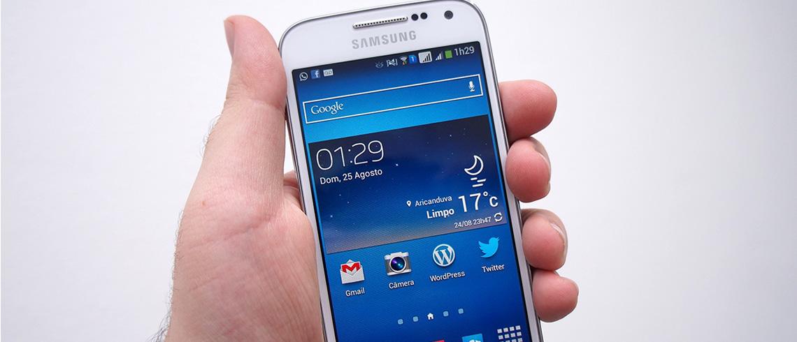 Celular Desbloqueado Samsung Galaxy S4 Mini 4g Preto Com: Galaxy S4 Mini Usado C/ Melhor Preço E Garantia