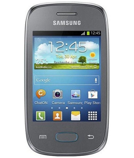 Samsung Galaxy Pocket Neo S5312 Cinza - 4GB - Broadcom BCM21654 / ARM Cortex - A9 - Tela 3 ´ - Câmera 2 MP - Desbloqueado - Recertificado