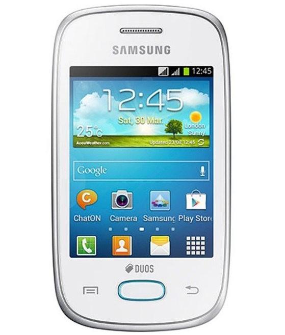 Samsung Galaxy Pocket Neo S5312 Branco - 4GB - Broadcom BCM21654 / ARM Cortex - A9 - Tela 3 ´ - Câmera 2 MP - Desbloqueado - Recertificado