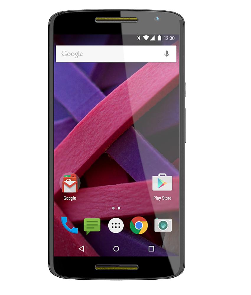 Motorola Moto X Play 32GB 4G Dual Preto Framboesa - 32GB - Desbloqueado - Recertificado