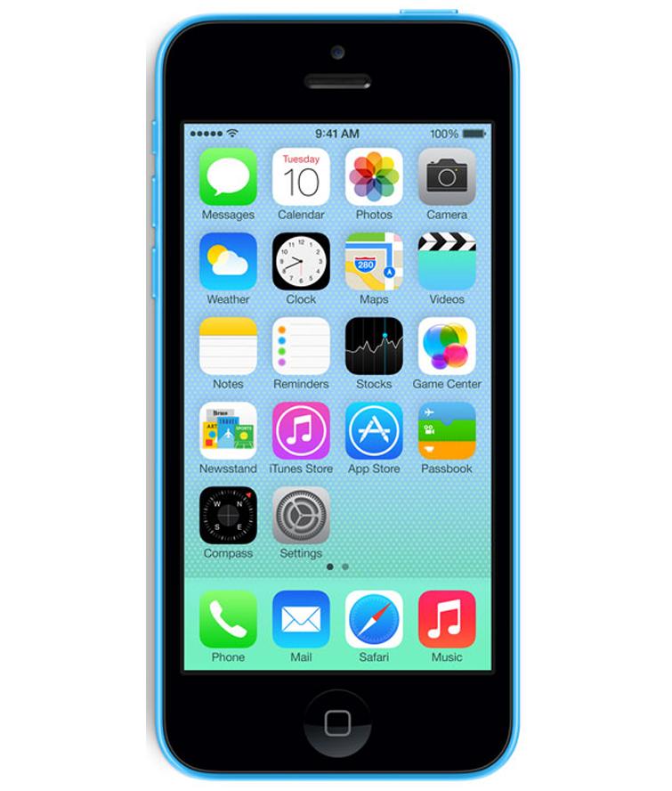 5c 8GB Azul