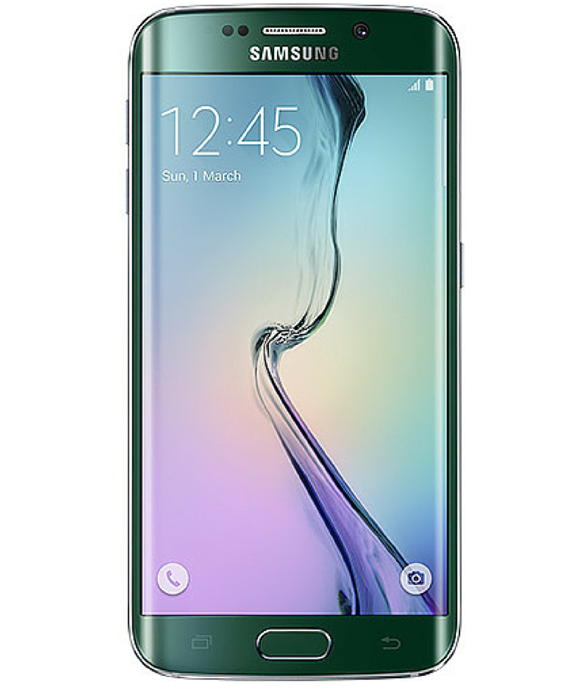Samsung Galaxy S6 Edge 64GB Verde - 64GB - Android 5.0 TouchWiz UI Lollipop - Quad - core 1.5 GHz Cortex - A53 + Quad - core 2.1 GHz Cortex - A57 - Tela 5.1 ´ - Câmera 16MP - Desbloqueado - Recertificado