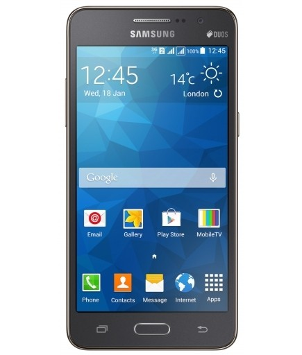 Samsung Galaxy Grand Prime Duos TV Preto