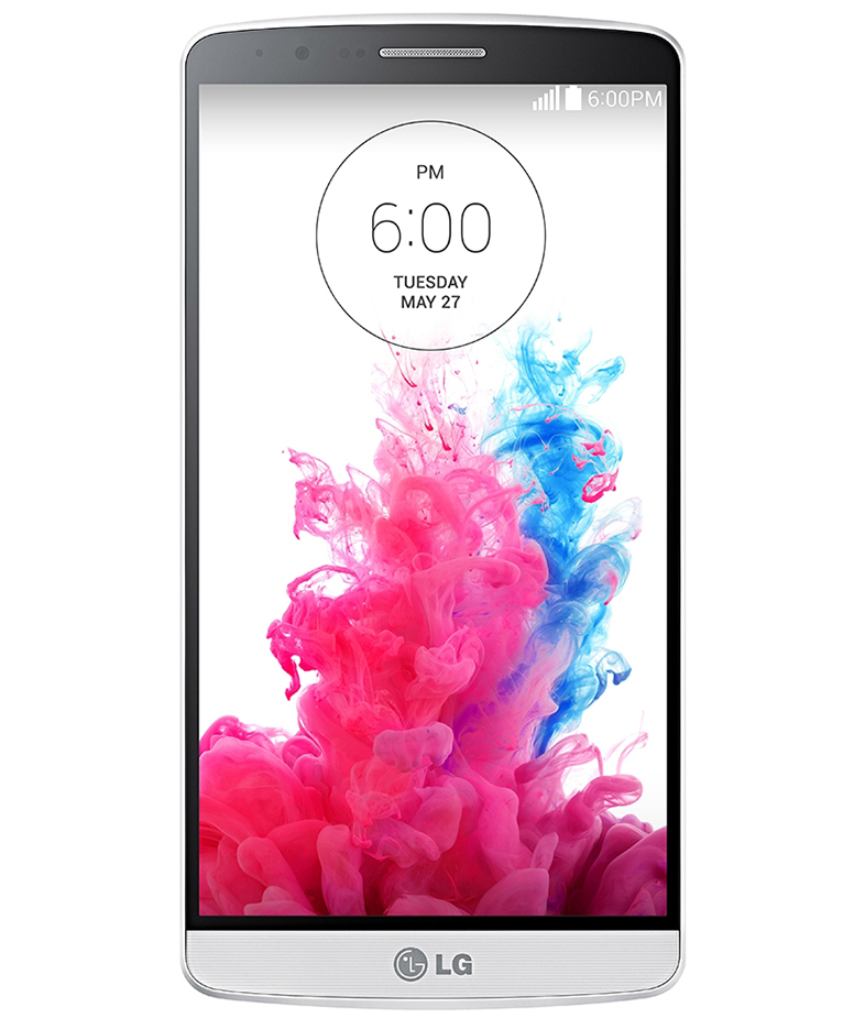 LG G3 D855 Branco - 16GB - Android 5.0 LG Optimus UI v3.0 Lollipop - 2.5 GHz Quad Core - Tela 5.5 ´ - Câmera 13 MP - Desbloqueado - Recertificado
