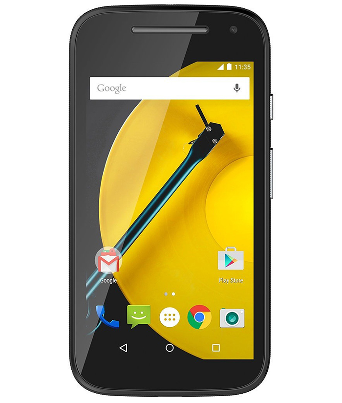 Motorola Moto E2 8GB 3G Dual Preto - 8GB - Desbloqueado - Recertificado