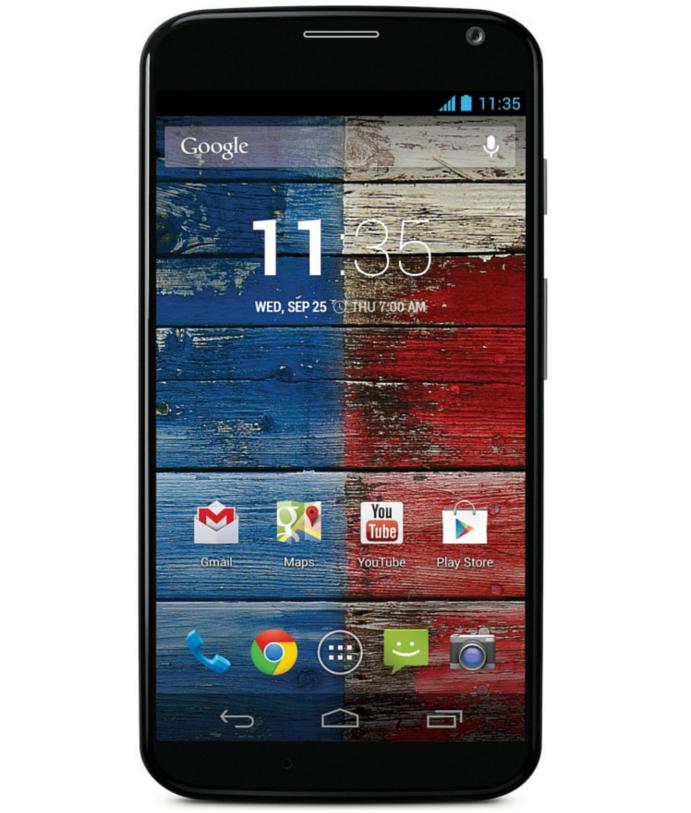 Motorola Moto X1 32GB Preto - 32GB - Android 4.4.4 KitKat - 1.7 GHz Dual Core - Tela 4.7 ´ - Câmera 10MP - Desbloqueado - Recertificado
