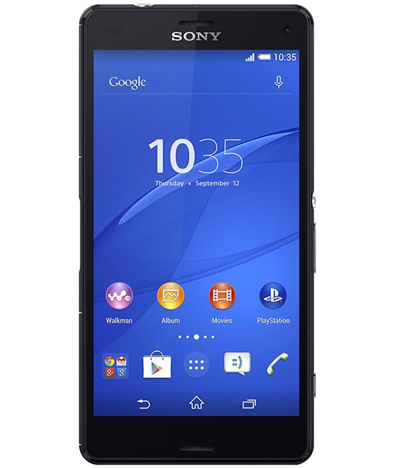 Sony Xperia Z3 Dual Preto - 16GB - Desbloqueado - Recertificado