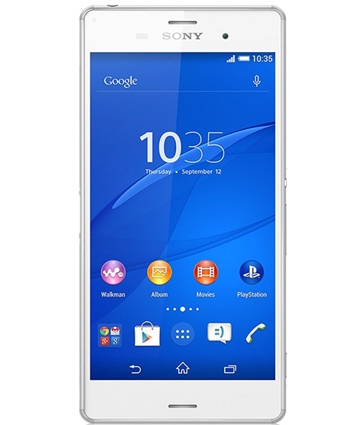 Xperia Z3 Dual 16GB Branco
