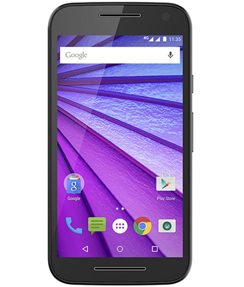 Motorola Moto G3 16GB 4G Dual HDTV Preto Azul Navy - 16GB - Desbloqueado - Recertificado