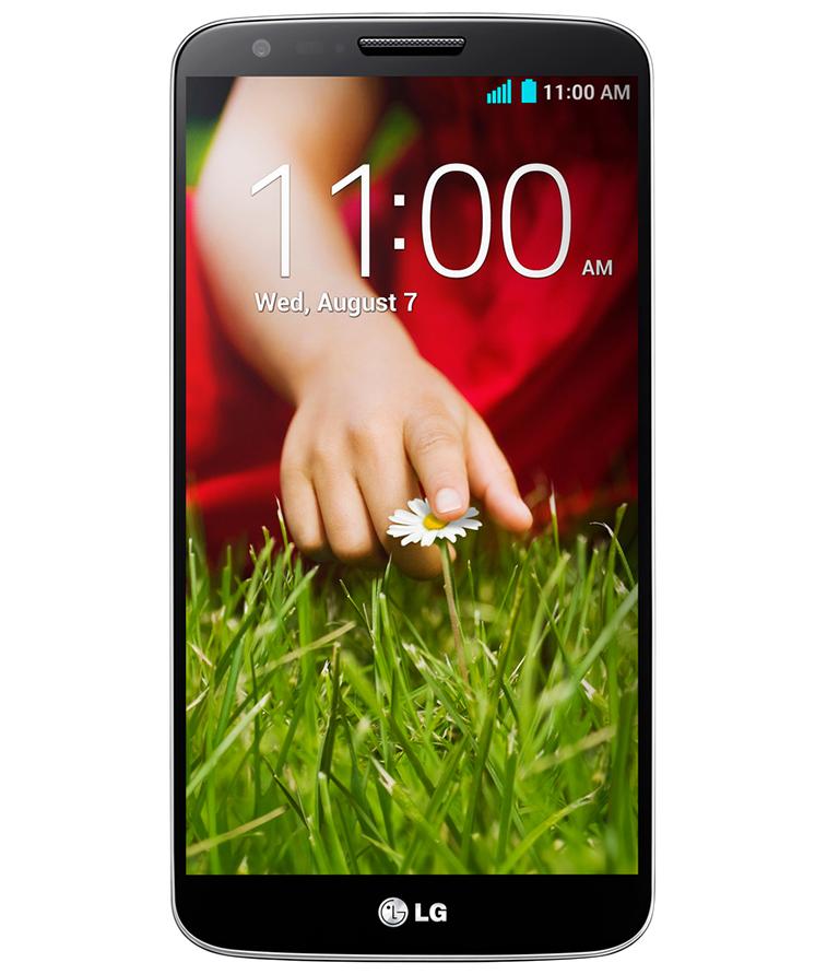 LG G2 Preto - 16GB - Android 4.4.2 KitKat - 2.3 GHz Quad Core - Tela 5.2 ´ - Câmera 13MP - Desbloqueado - Recertificado