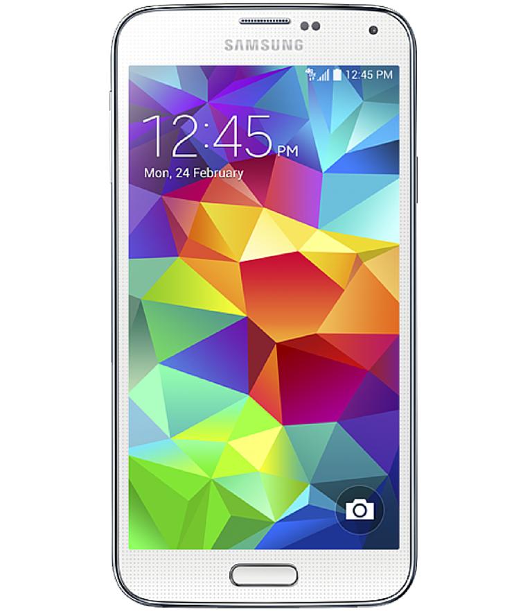 Galaxy S5 Duos 16GB Branco