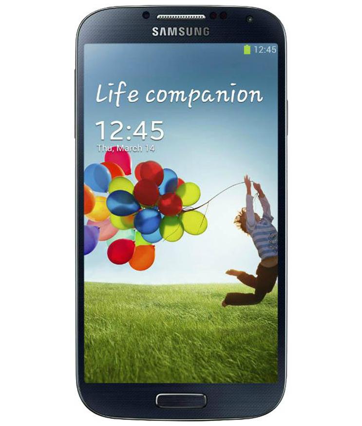 Samsung Galaxy S4 i9515 Preto - 16GB - Android 4.4.2 KitKat - Quad Core 1.9 GHz - Tela 5 ´ - Câmera 13MP - Desbloqueado - Recertificado