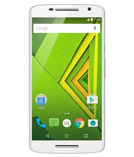 Motorola Moto X Play 32GB 4G Dual Branco - 32GB - Desbloqueado - Recertificado