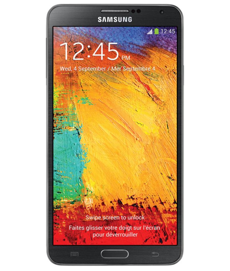 Samsung Galaxy Note 3 16GB Preto - 16GB - Android OS, v4.3 ( Jelly Bean ) - Quad - core 2.3 GHz Cortex - A7 - Tela 5.7 ´ - Câmera 13MP - Desbloqueado - Recertificado