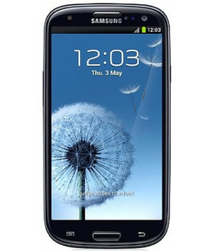 Samsung Galaxy S3 I9300 Preto - 16GB - Android OS, v4.0.4 - Quad - core 1.4 GHz Cortex - A9 - Tela 4.8 ´ - Câmera 8MP - Desbloqueado - Recertificado