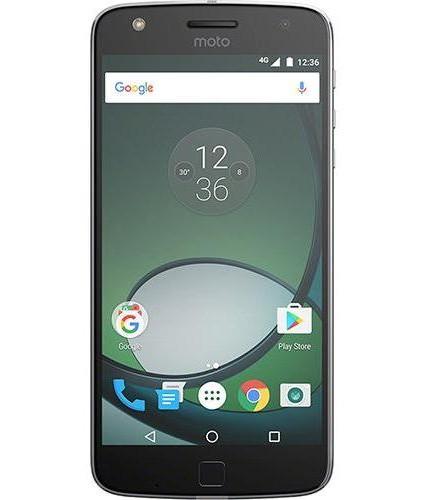 Moto Z Play 32GB Preto