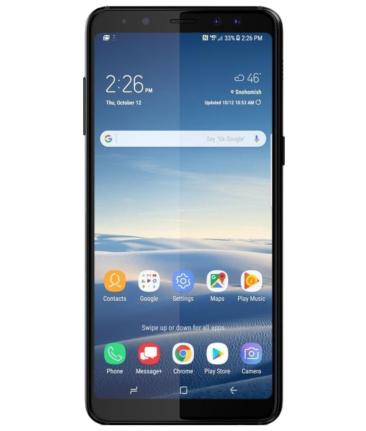 Samsung Galaxy A8 64GB Preto