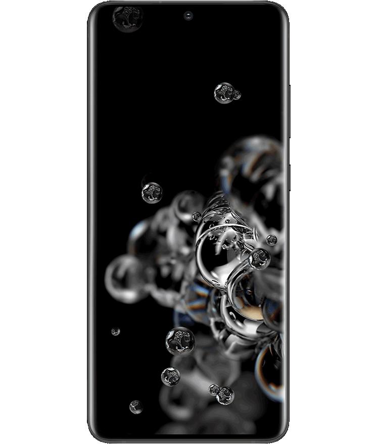 Samsung Galaxy S20 Ultra 512GB Cosmic Black Usado com Garantia