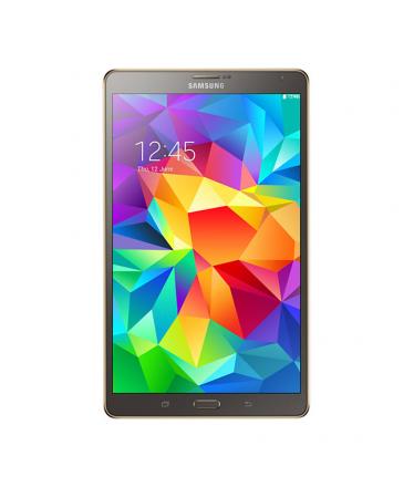 Samsung Galaxy Tab S 8.4 Wi-Fi + 4G Dourado