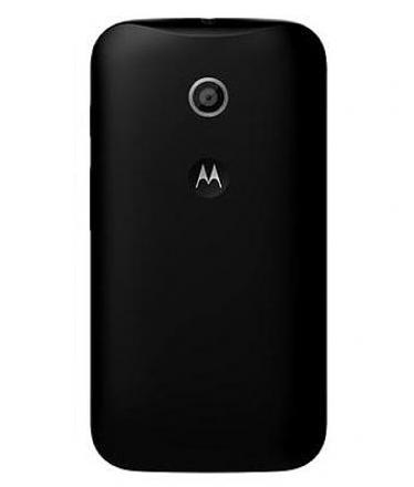 Motorola Moto E1 4GB Dual Preto