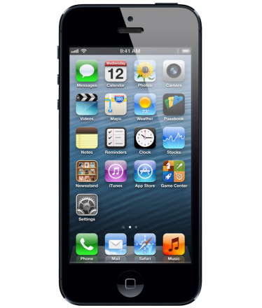 Iphone 5 16gb Preto Bom