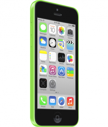 iPhone 5C 8GB Verde