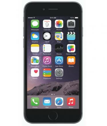 Iphone 6 Plus 16GB Cinza Espacial