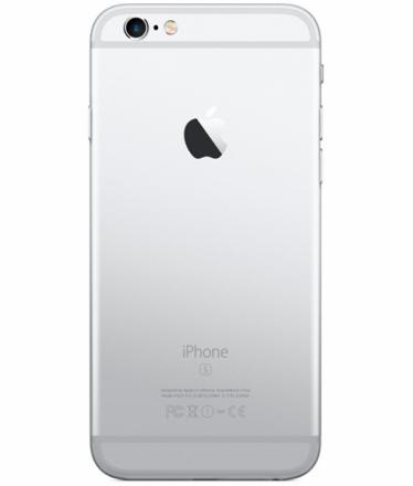 iPhone 6S 16GB Prata