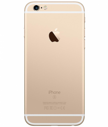 iPhone 6S Plus 64GB Dourado