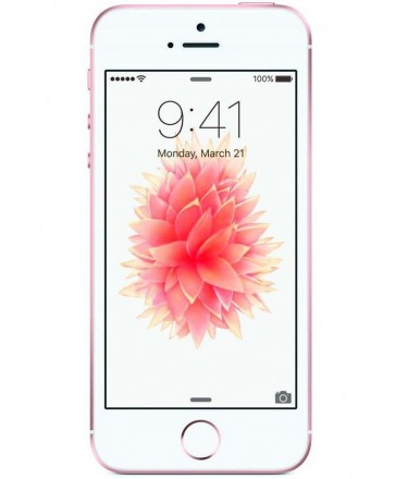 iPhone SE 16GB Ouro Rosa