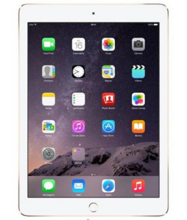 iPad Air 2 Wi-Fi + 4G 16GB Dourado