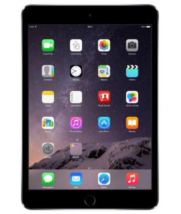 Ipad Mini 3 Wi-Fi 16GB Cinza Espacial