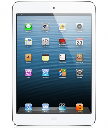 iPad Mini Wi-Fi 16GB Prateado