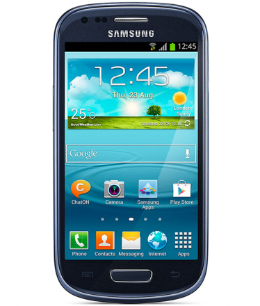 Samsung Galaxy S3 Mini Azul