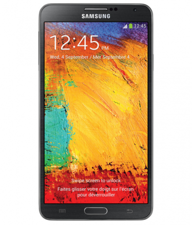 Samsung Galaxy Note 3 Duos Preto