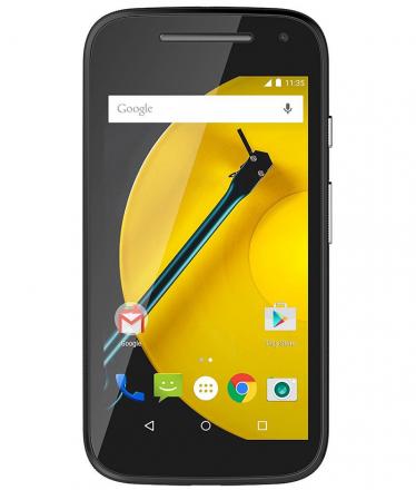Motorola Moto E2 8GB 4G DTV Preto