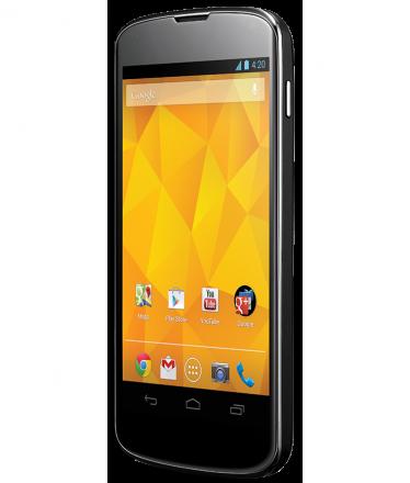 LG Nexus 4 Preto