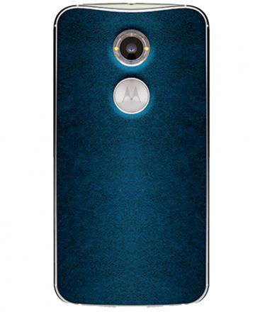 Motorola Moto X2 32GB Couro Navy
