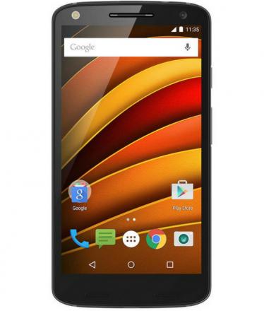 Motorola Moto X Force 64GB Preto Cabernet