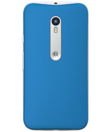 Motorola Moto G3 16GB 4G Dual HDTV Branco Azul