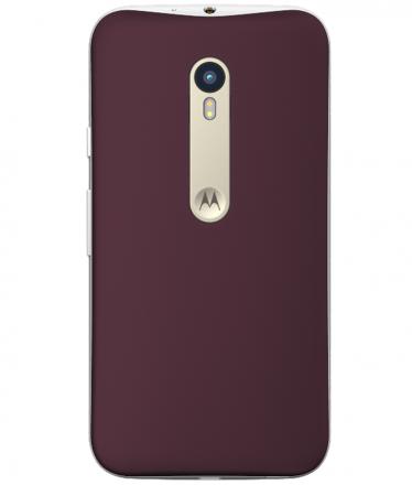 Motorola Moto G3 16GB 4G Dual HDTV Branco Cabernet