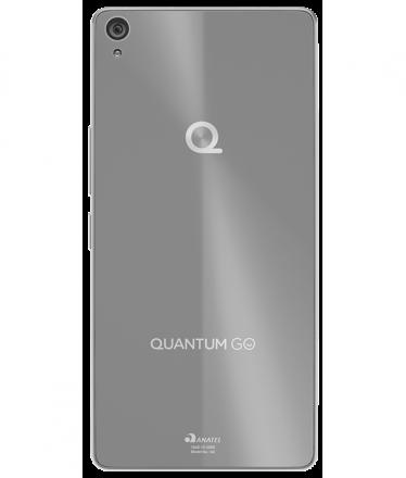 Quantum GO 4G 16GB Cinza