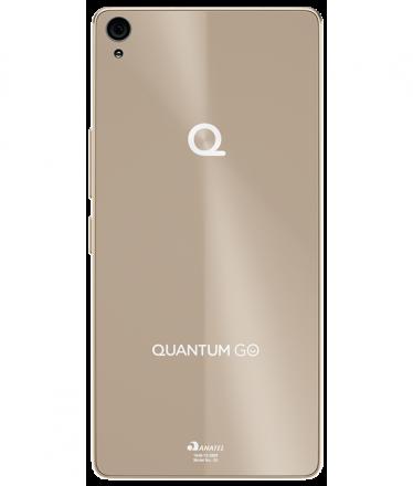Quantum GO 4G 16GB Dourado