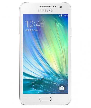 Samsung Galaxy A3 Duos Branco