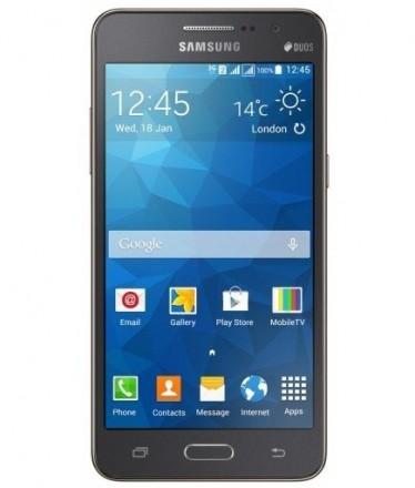 Samsung Galaxy Gran Prime Duos TV Cinza