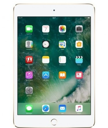 iPad Mini 4 Wi-Fi 16GB Dourado