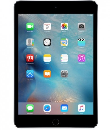 iPad Mini 4 Wi-Fi + 4G 16GB Cinza Espacial