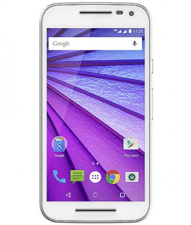Motorola Moto G3 8GB 4G Dual Branco